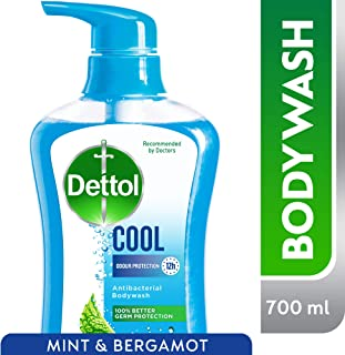 Dettol Cool Anti-Bacterial Body Wash 700ml