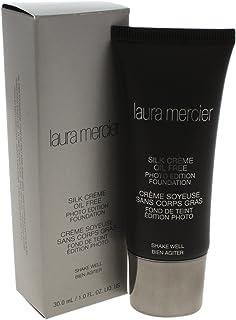 Laura Mercier Silk Crème Oil Free Photo Edition base de maquillaje Tubo Crema 30 ml - Base de maquillaje (Tubo, Crema, Beige, Beige Ivory, 2N2, Piel Iluminada, Piel Medio)