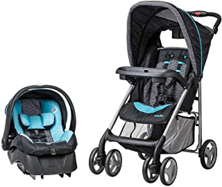 Evenflo Journey Lite Travel System with Embrace, Mlti Color, 7321215