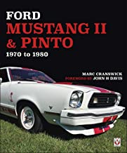 Ford Mustang II & Pinto 1970 to 1980
