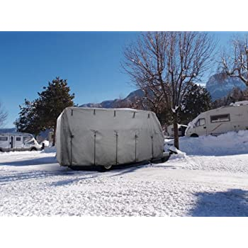 Copertura camper cover 12 Mesi brunner telo copri camper per estate e inverno
