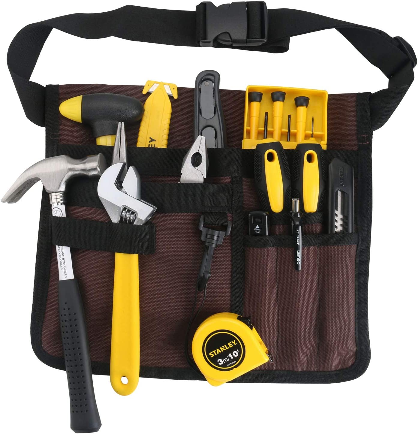 Tool Belt Pouch for Maintenance Tool pouch Bag Tool Organizer Te