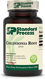 Standard Process - Collinsonia Root - 150 Capsules