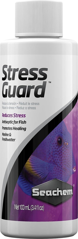 Seachem StressGuard Slime Coat 40% OFF Cheap Sale Protection - Amm and Toxic Brand Cheap Sale Venue Stress