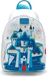 Funko Loungefly: Disney 65th - Disney Castle Sling to Mini Backpack