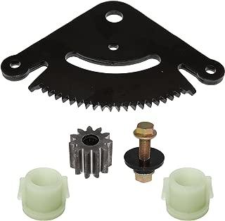 zon Steering Sector & Pinion Gear w/Bushings Fits John Deere D130 D140 D150 D160 D170