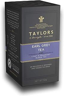 Taylors of Harrogate Earl Grey Tea (20 Teabags),