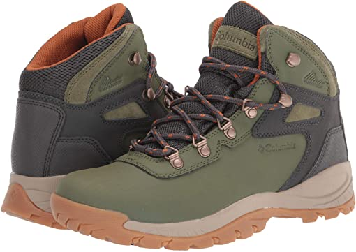 Hiker Green/Caramel