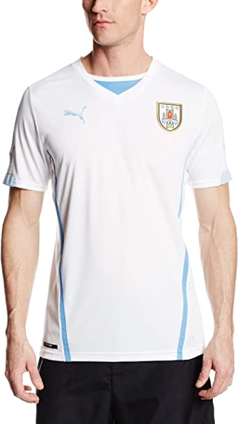 Puma Men's Uruguay Away Replica Soccer Jersey