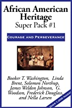 African American Heritage Super Pack #1: Courage and Perseverance (English Edition)