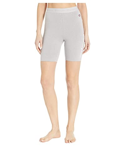 Champion Everyday Bike Shorts (Oxford Gray) Women