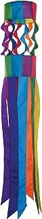 In the Breeze Rainbow Twistair Windsock, 40-Inch
