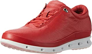 Ecco Women's Cool Training Shoes, Red (Tomato), 40 EU