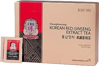 KGC Cheong Kwan Jang Korean Red Ginseng Extract Powder Tea (3 Gram x 100 Bags)