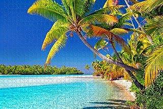 LeiFengYun Vuxna 1 000 bitar pussel för mysteriet med en fotö i Cooköarna för vuxna tonåringar hjärnutmaning pussel