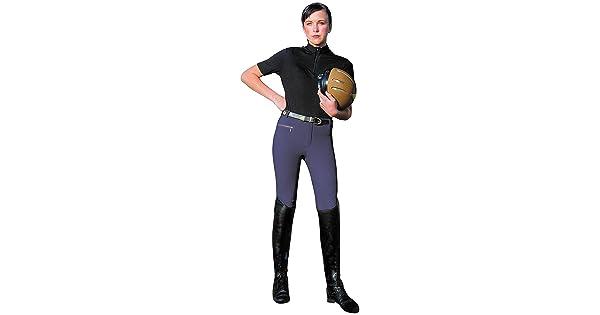 Charcoal 26 Long 500CHA26L DEVON-AIRE Ladies All Pro Dev Tek Breeches