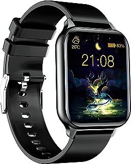 N3 ZELEK Smart Watch Bloeddrukmeter Fitness Tracker Smart Band GROTE BATTERIJ 260 mAh Waterdicht 50 m IP68 Kleurenscherm H...