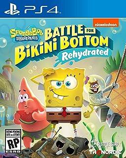 Spongebob Squarepants: Battle for Bikini Bottom - Rehydrated for PlayStation 4