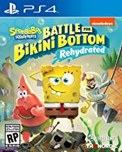 Spongebob Squarepants: Battle for Bikini Bottom - Rehydrated (輸入版:北米) - PS4