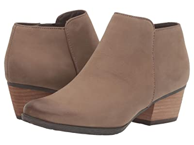 Blondo Villa Waterproof Bootie (Mushroom Nubuck) Women