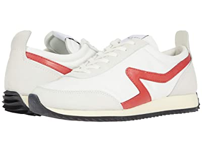 rag & bone Retro Runner (Off-White) Women