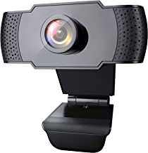 1080P Webcam with Microphone, Wansview USB 2.0 Desktop Laptop Computer Web Camera with..