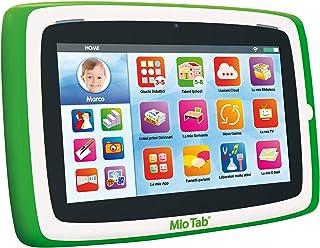 "Lisciani Giochi - Mio Tab 7"" Preschool 2019 Special Edition, 71968"