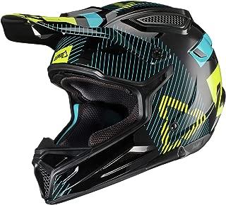 Leatt GPX 4.5 V19.2 Youth Boys Off-Road Motorcycle Helmet - Black/Lime/Large
