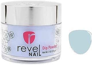 Revel Nail Dip Powder Creme Colors Cura 2 Ounces