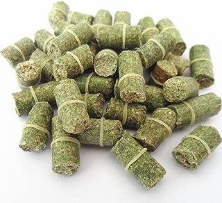 YOTHG 1 Bag 60 Pcs Grass Carp Baits, Fresh Scent Green Fishing Baits, Seaweed Baits for Grass Carp