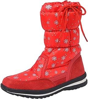 Women's Mid-Calf Snow Boot E20612