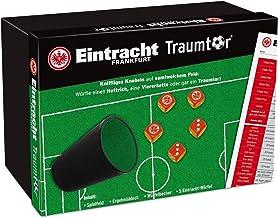 Teepe Sportverlag 18570 - Eintracht Frankfurt Würfelset, Tr