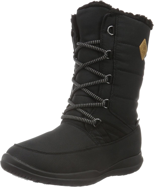 Kamik Women's Robin Snow Boots Black
