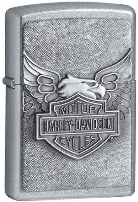 Zippo-Feuerzeug, Motiv Motiv Motiv Harley-Davidson B000WN4YNO e968fc