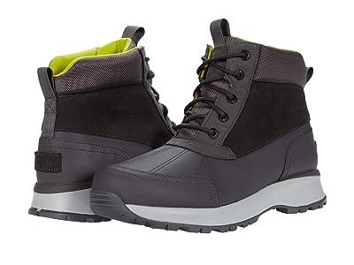 UGG Emmett Duck Boot (Dark Grey) Men