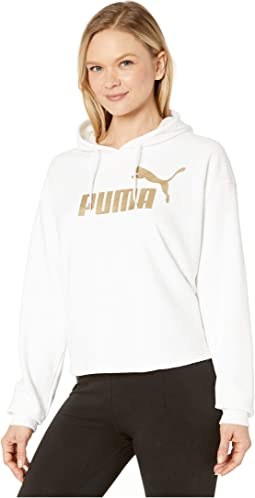 Puma White/Gold