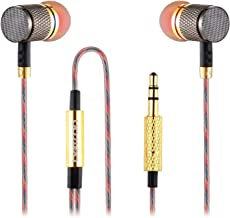 Betron YSM1000 Wired Earbuds Earphones, High Definition Noise Isolating in Ear..