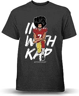 Best colin kaepernick kneeling t shirt Reviews