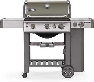 Weber 61052001 Genesis II E-330 3-Burner Liquid Propane Grill, Smoke