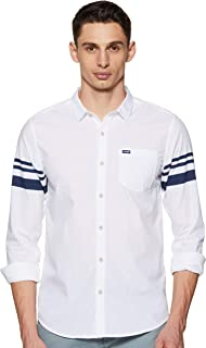 Wrangler Men's Slim fit Casual Shirt