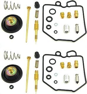 Deluxe Carburetor repair Rebuild kit 80-82 CX500C CX500 Air Cut Off Valve Set