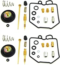Deluxe Carburetor repair Rebuild kit 80-82 CX500C CX500 Air Cut Off Valve Set