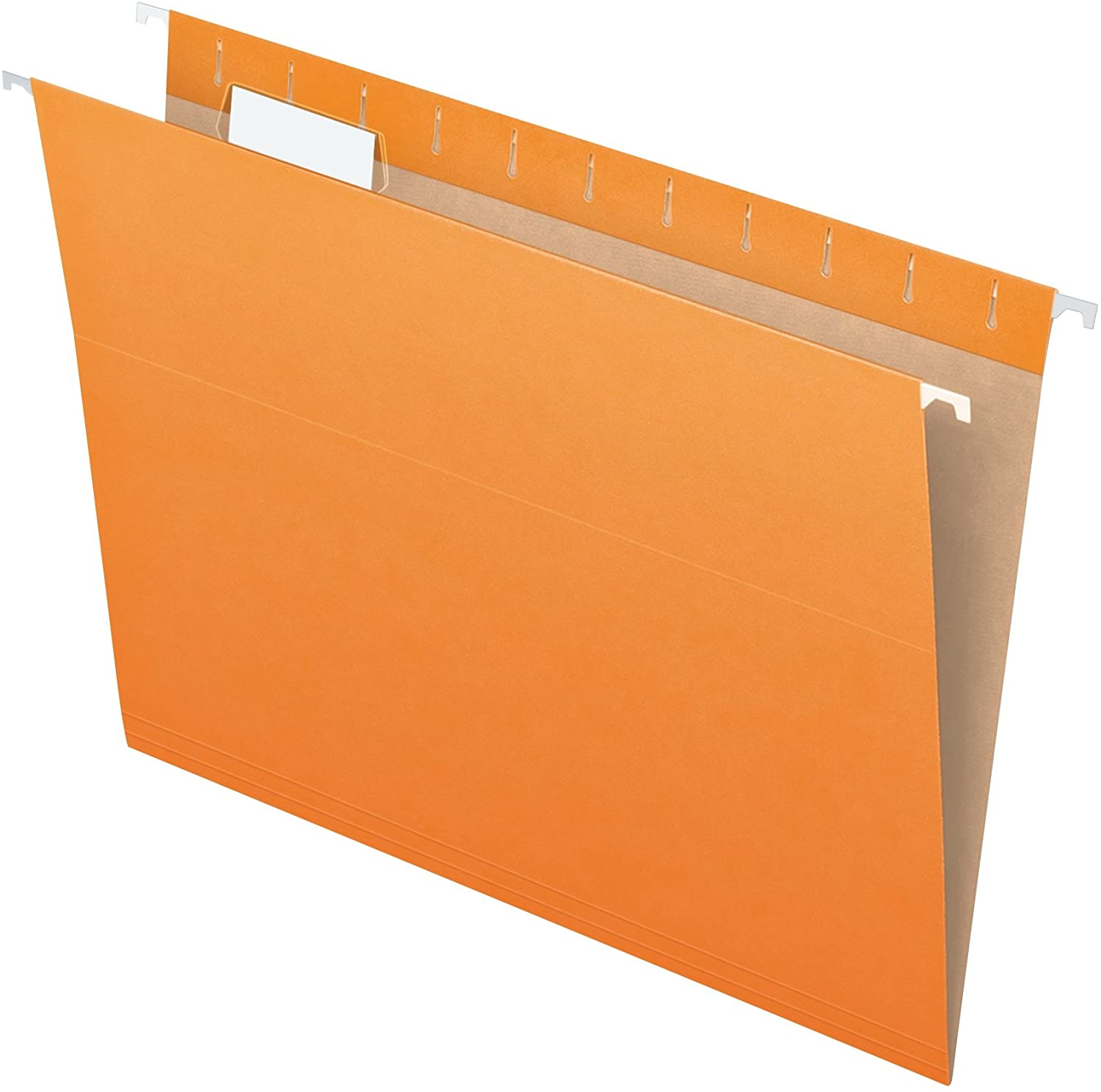 Pendaflex Recycled Challenge the lowest price Hanging Folders Letter Orange Cut Size 5 1 Large special price !!