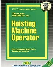 Hoisting Machine Operator (Career Examination Passbooks)