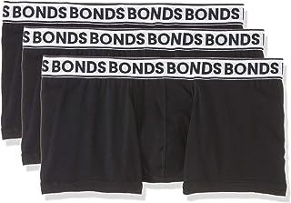 Bonds Men's Underwear Fit Trunk (3 Pack)