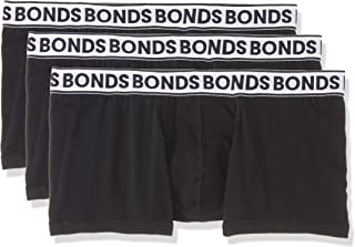 Bonds Men's Underwear Fit Trunk (3 Pack)