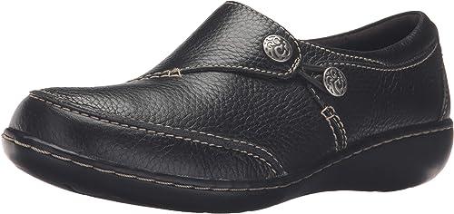 Clarks , Chaussures d'athlétisme pour Homme Marron US Frauen - Noir - Noir, 42 EU