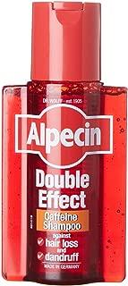New! Alpecin Double Effect Caffeine Shampoo Fights Against Dandruff & Hair Loss 200ml by ALPECIN
