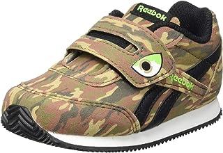 Reebok Boys Royal Cljog 2 Kc Trail Running Shoes, Multicolour (Negro/Marosc/Sahara 000)