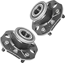 TUCAREST 512178 x2 (Pair) Rear Wheel Bearing and Hub Assembly Compatible With 1998 1999 2000 2001 2002 Honda Accord (L4 2.3L;4-Wheel ABS Models Only) [4 Lug W/ABS](512177)